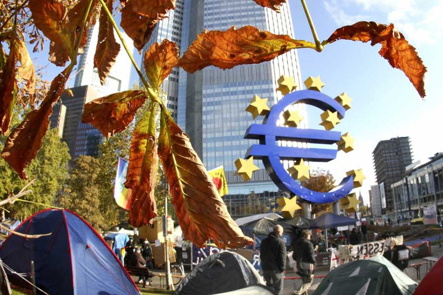 Europe may suffer massive Economic collapse