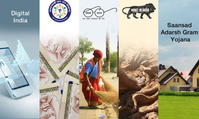TOP 5 Central Government Schemes India