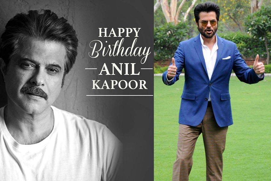Happy Birthday Anil Kapoor