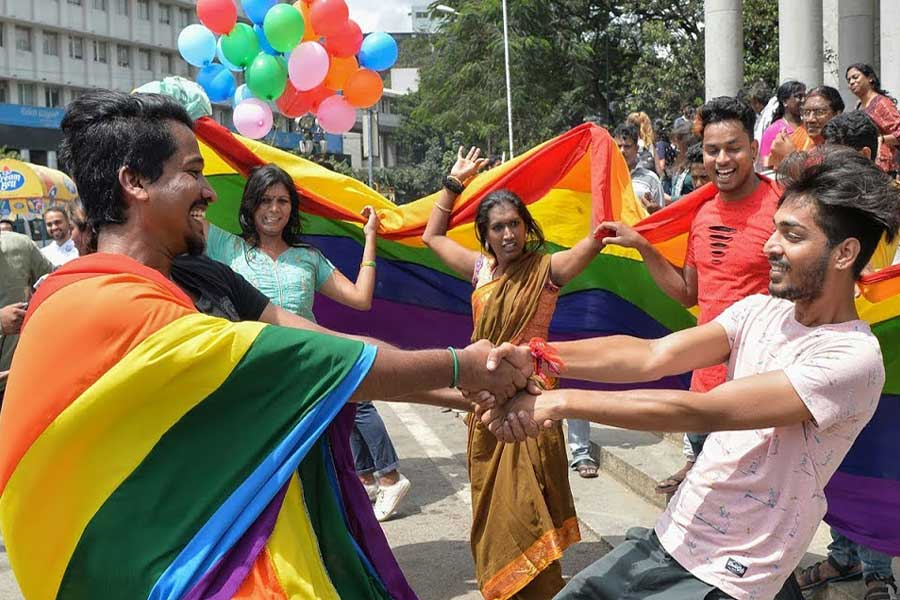 Section 377 struck down