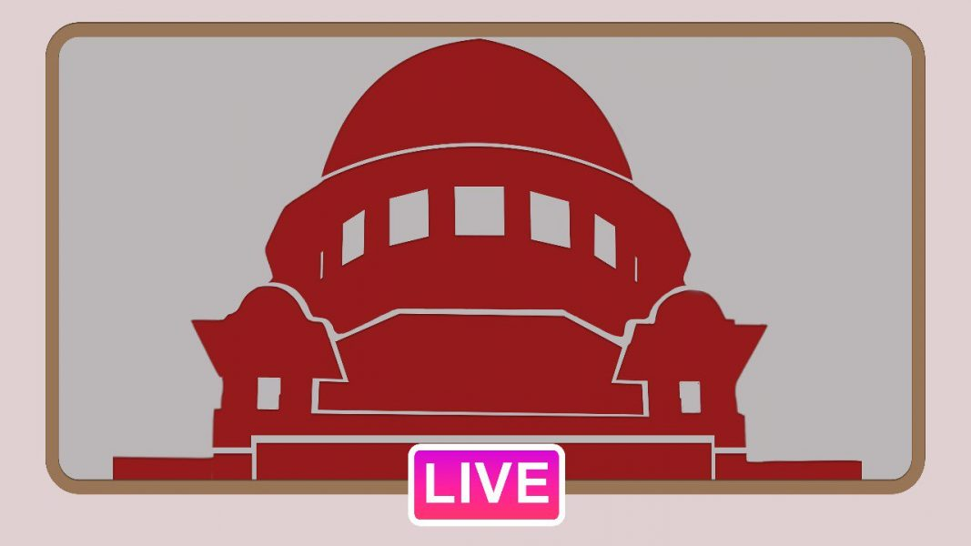 Live stream of the Court Proceedings