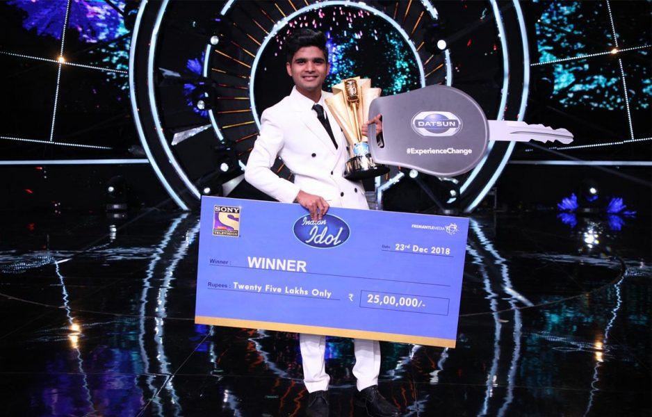 salman ali indian idol winner