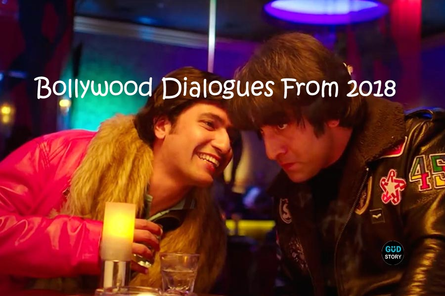 Bollywood Dialogues From 2018