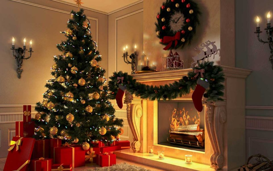Decorate Home for Christmas