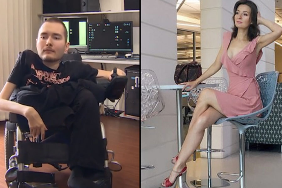 In The Materialistic World, Love Still Rules: Man Cancelled Head Transplant and Decided To Live with Disability