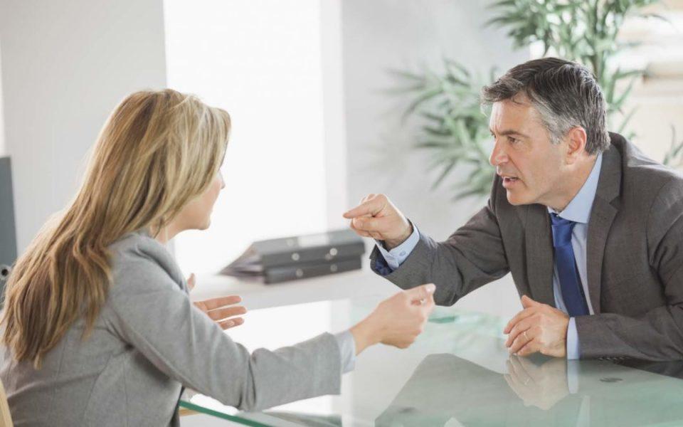 Mismatching verbal and nonverbal