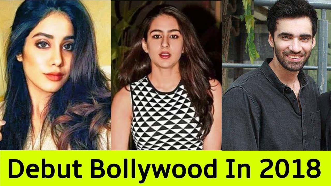 10 Bollywood Stars Who Debut in 2018