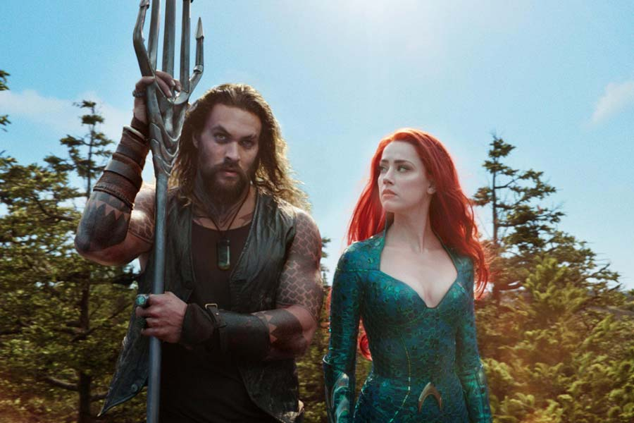 The Review of Heart-warming Movie Aquaman