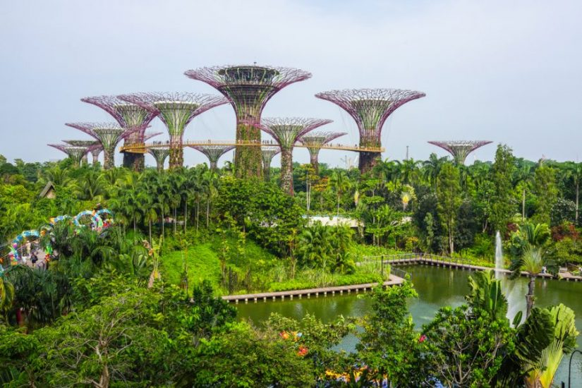Most Amazing and Popular Parks in The World