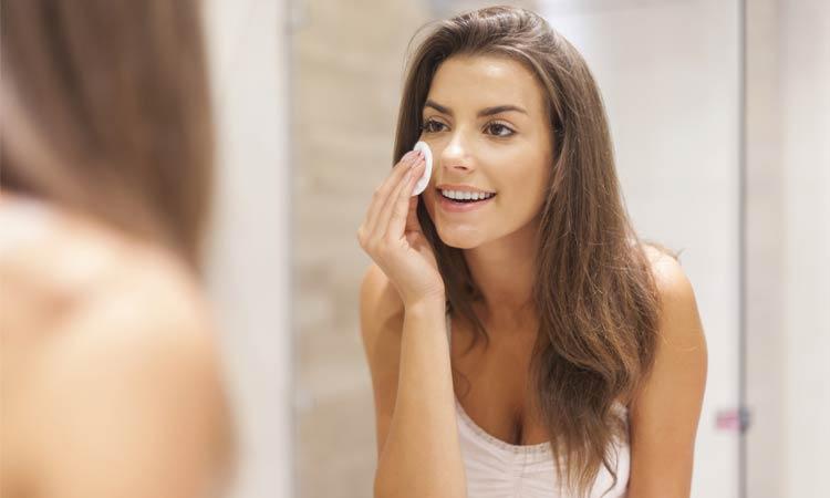 Remove the cosmetics