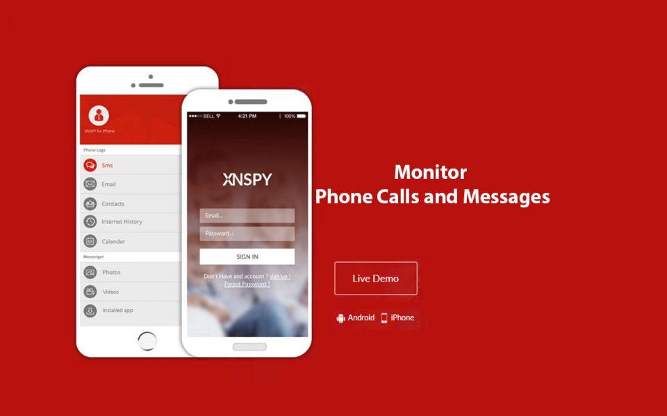 Xnspy call log spying software
