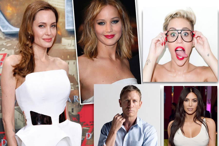 10 Hollywood Celebrities Who Have Got Their Body Parts Insured