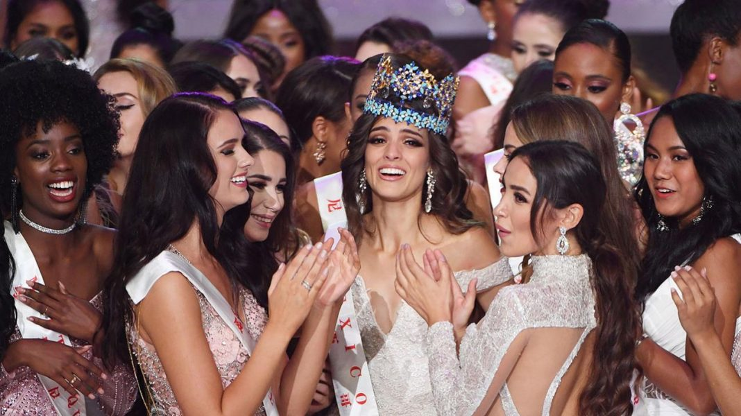 Miss Mexico Vanessa Ponce De Leon Crowned As Miss World 2018