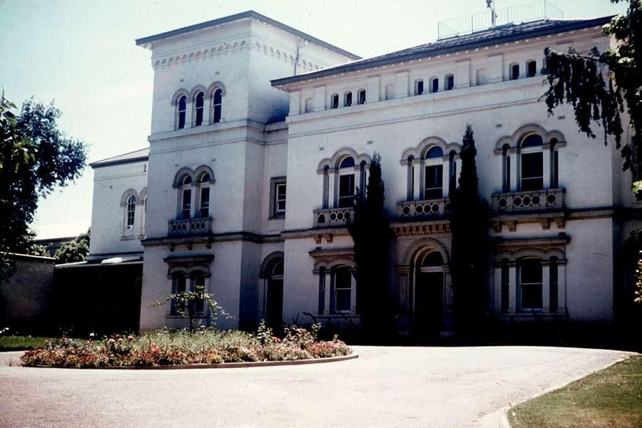 Beechworth Lunatic Asylum, Victoria, Australia