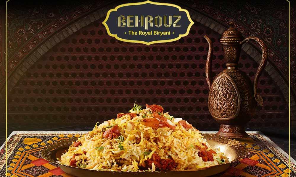 Behrouz Biryani- Royal Taste for Rice Lovers