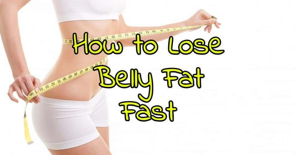 7 Basic Ways You Should Know To Lose Belly Fat Easily