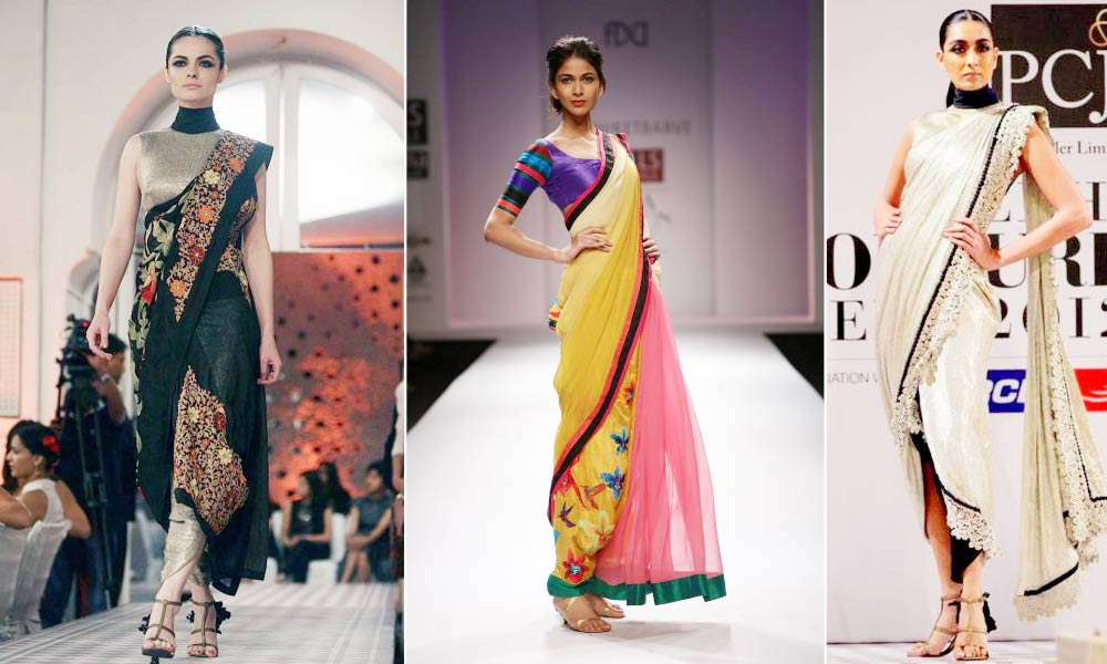 Top Ways to Drape a Saree and Rock it Like a PRO