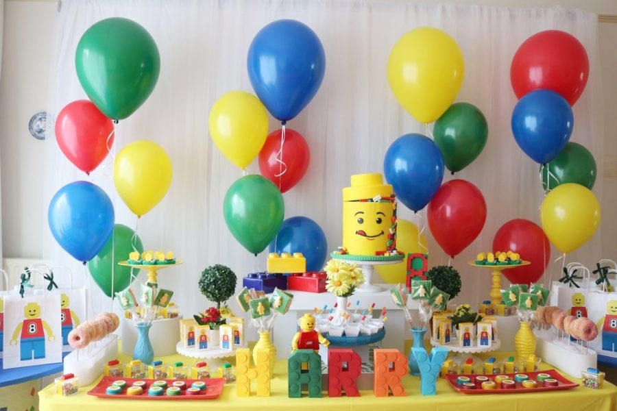 Planning A LEGO Birthday Party