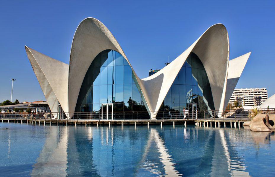 L' Oceanografic, Spain