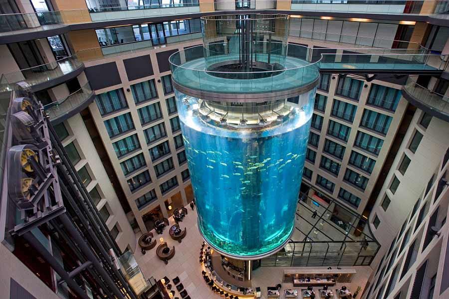 Aquadom, Germany