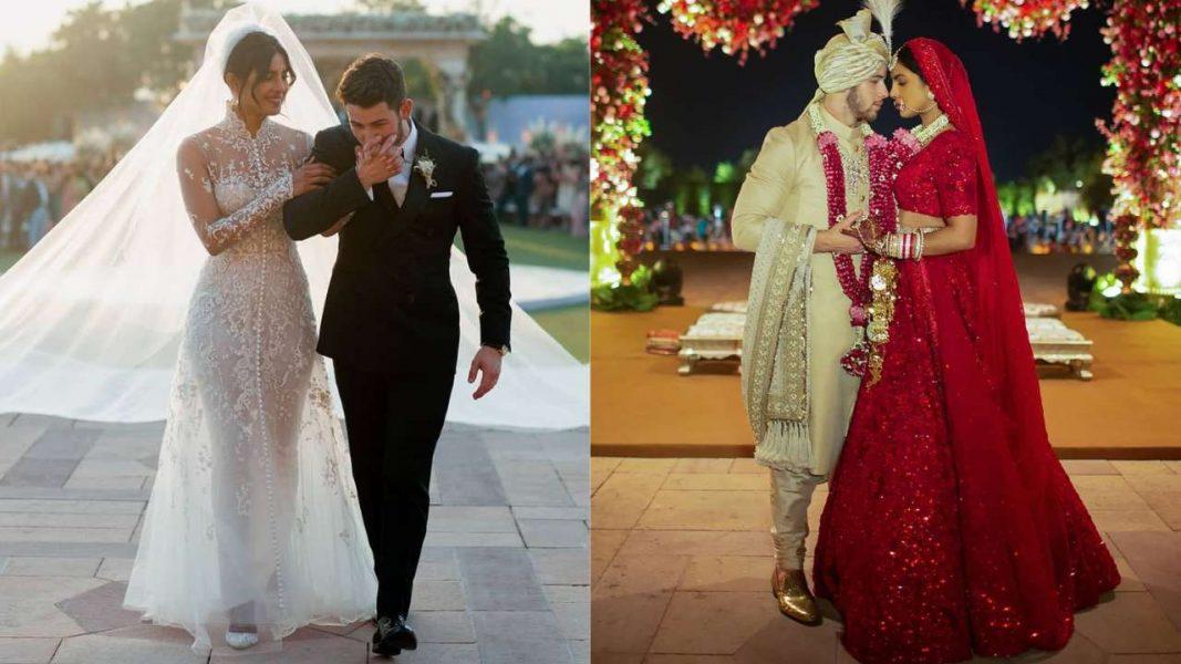 8 Exclusive Photos of Priyanka Chopra and Nick Jonas Wedding That is Every Girl's Dream