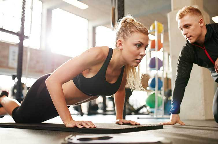 leading online personal fitness trainer