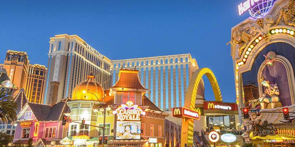 Las-Vegas,-USA