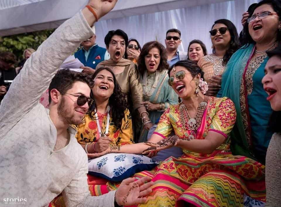 Piyanka Chopra - Nick Jonas