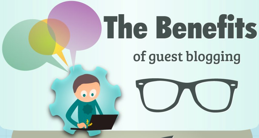 What Are Then Tops Benefits of Guest Blogging in 2019