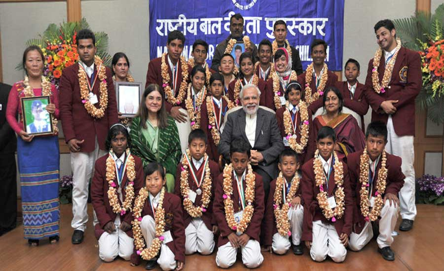 National Bravery Award 2019