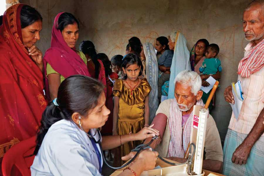 Health Challenges That India Is facing