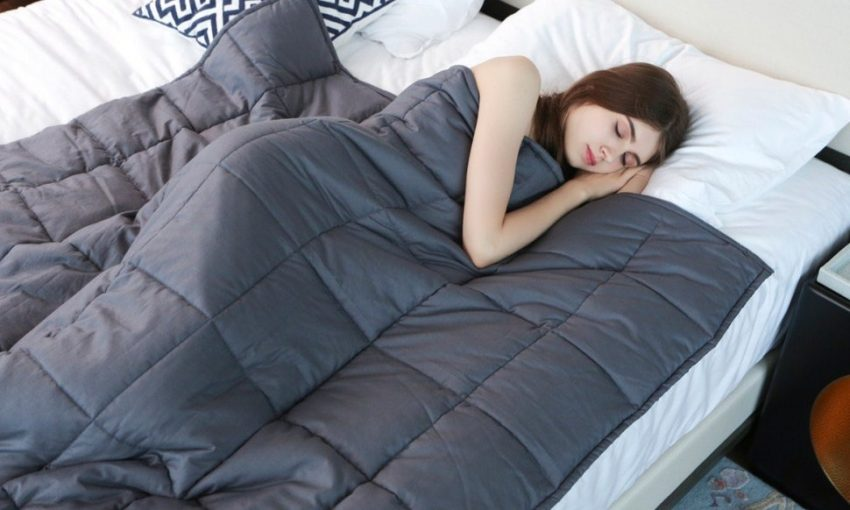 Weighted Blankets Are An Excellent Option For Restless Leg Syndrome