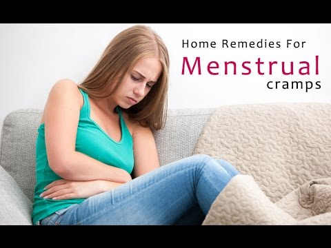 Relive menstrual pain