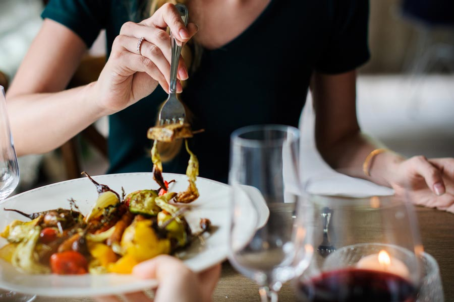 Eating Healthy When Dining Out