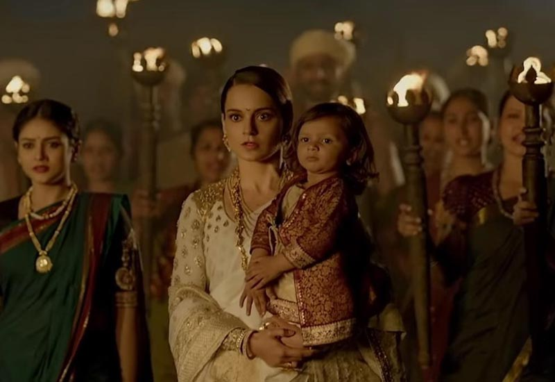 The Role of Queen of Jhansi: Manikarnika
