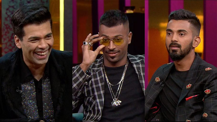 Hotstar Takes Down KWK Episodes With Hardik Pandya And KL Rahul