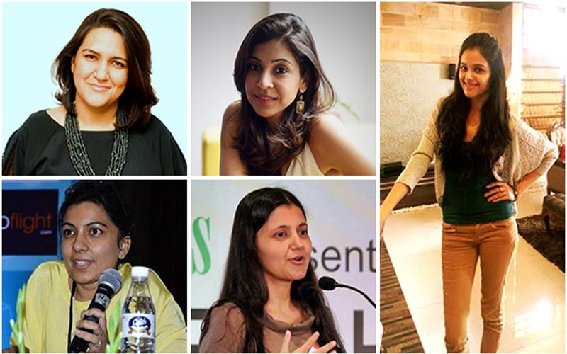 5 Successful Indian Female Entrepreneurs Who Have Made It high