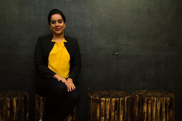 Ankita Gaba Co-founder ofSocialsamosa