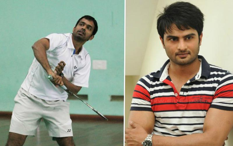Tollywood actor Sudheer Babu to play Pullela Gopichand in his untitled biopic