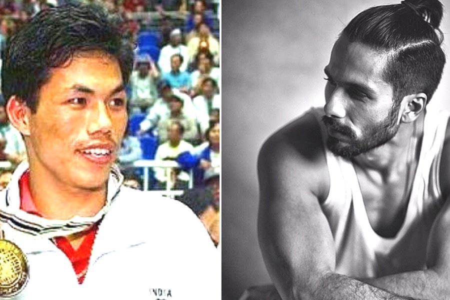 Shahid Kapoor to play boxer Dingko Singh