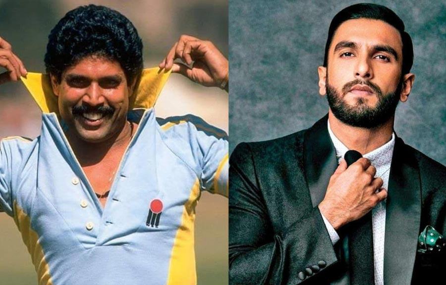 Ranveer Singh to play Kapil Dev in an untitled biopic