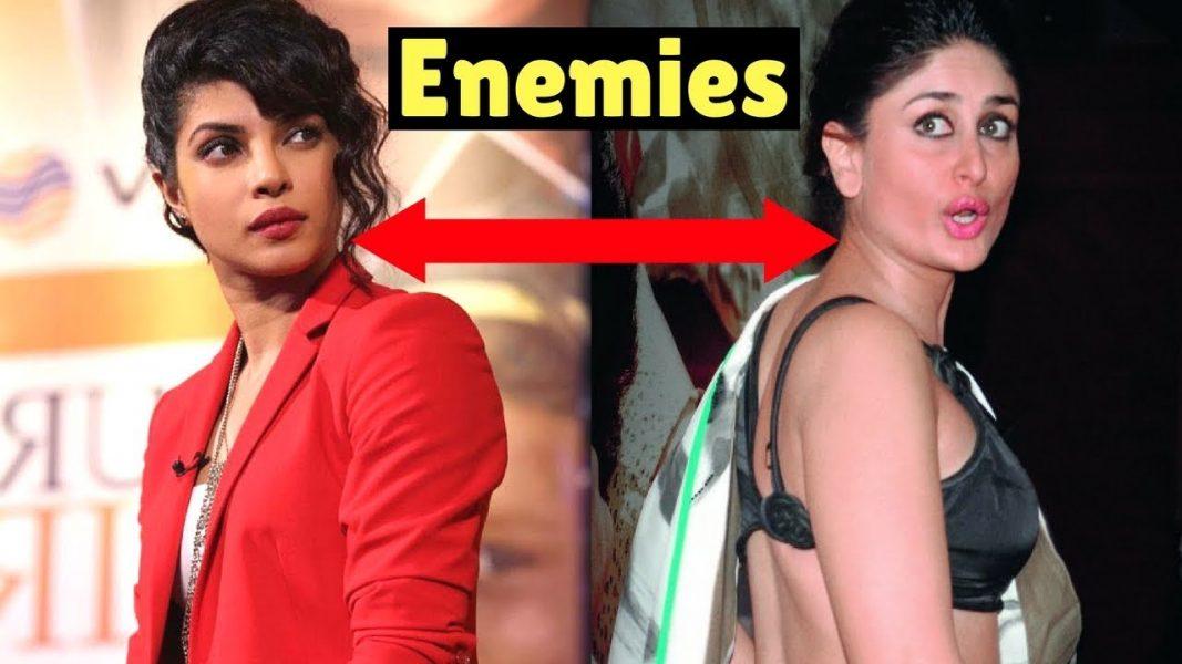 8 Biggest Enemies In Bollywood