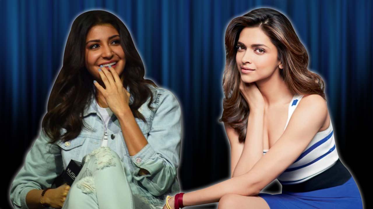 Anushka Sharma and Deepika Padukone