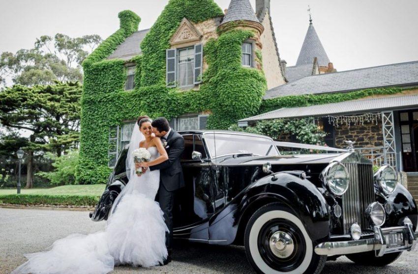 top wedding cars