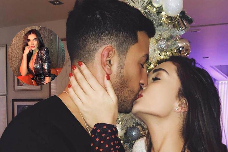 Amy Jackson Got Engaged