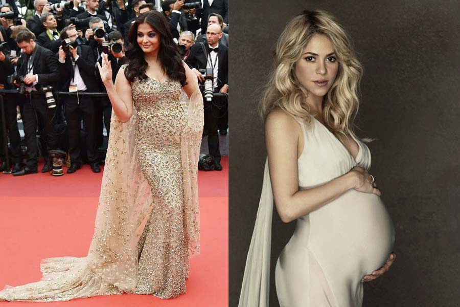 Flaunt Your Baby Bump