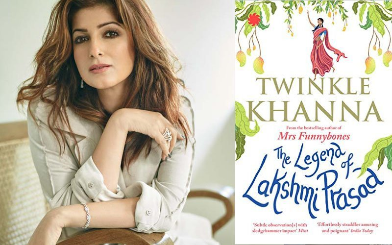 Author Twinkle Khanna