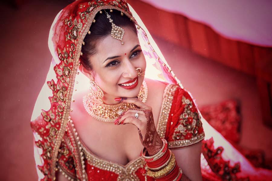 Bindis Are Royal Makeup