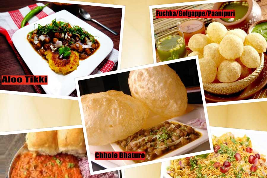 Mouth-Watering Street Foods Of India