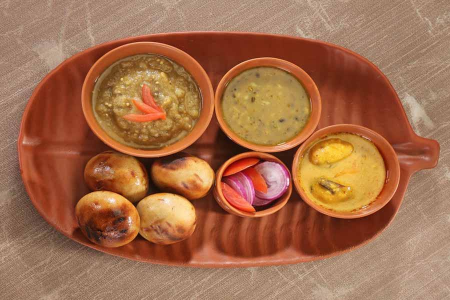 Litti- Chokha